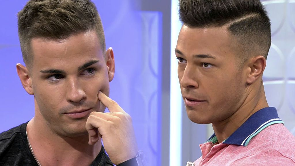 Álex Bueno y Eric Toledo en 'MyHyV'