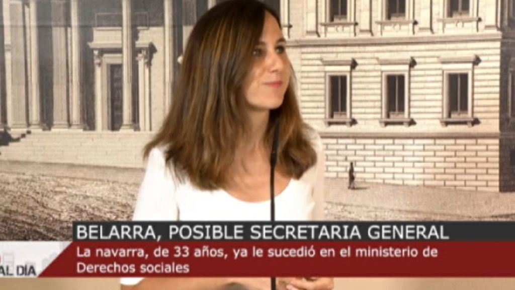 Ione Belarra: quién es la discreta psicóloga navarra que dirigirá Podemos