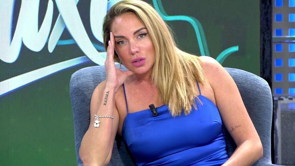 Samira habla de su relación con el Chatarrero