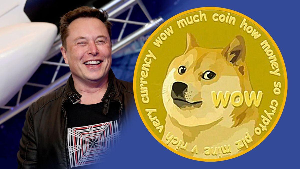 Las razones por las que Elon Musk apoya la polémica criptomoneda Dogecoin