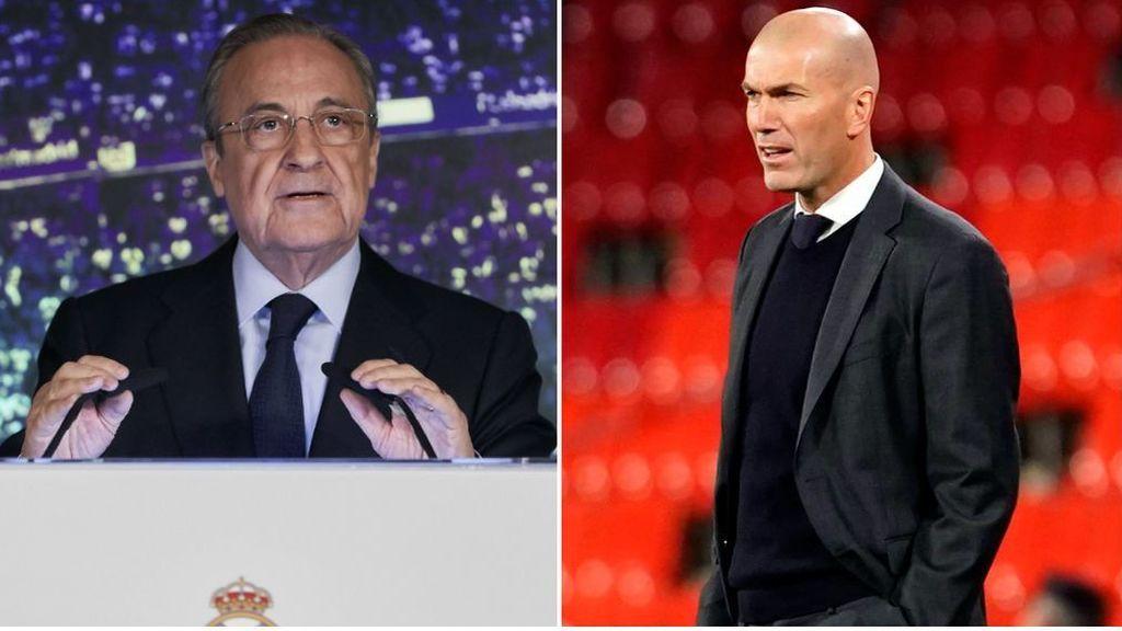 El Madrid maneja varios candidatos al banquillo si Zidane se marcha