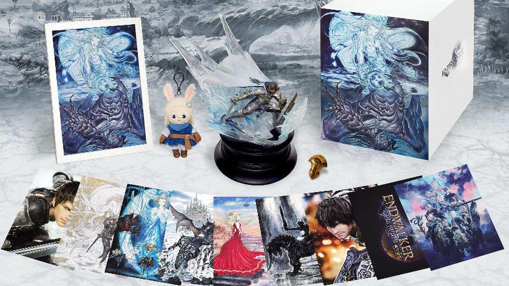 Final Fantasy XVI Endwalker Edición Especial
