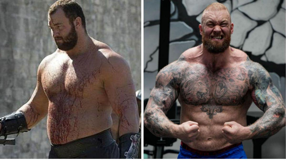 """'La Montaña' de 'Juego de Tronos' adelgaza 50 kilos con una dieta milagro: """"Sí, estoy delgado"""""""