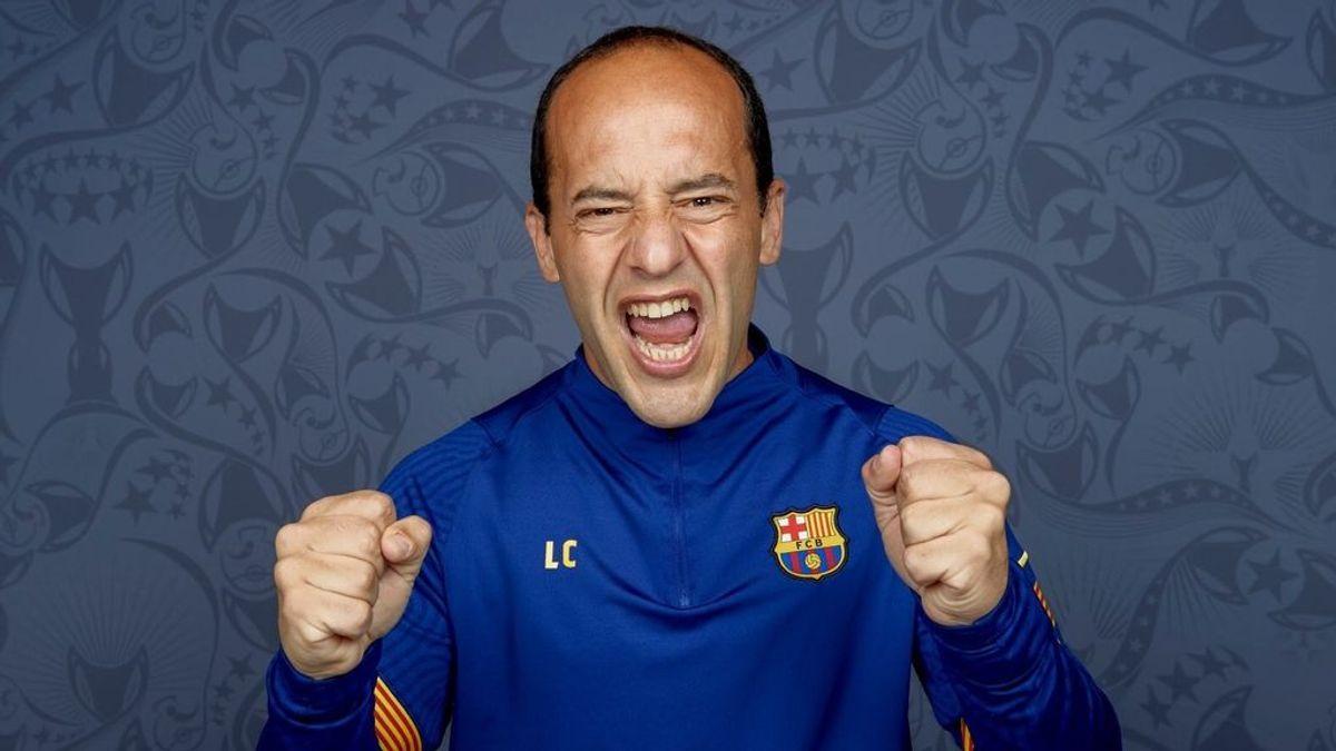 """Lluís Cortés, entrenador del Barça femenino: """"Prometí a las jugadoras ser las mejores y ya lo somos"""""""