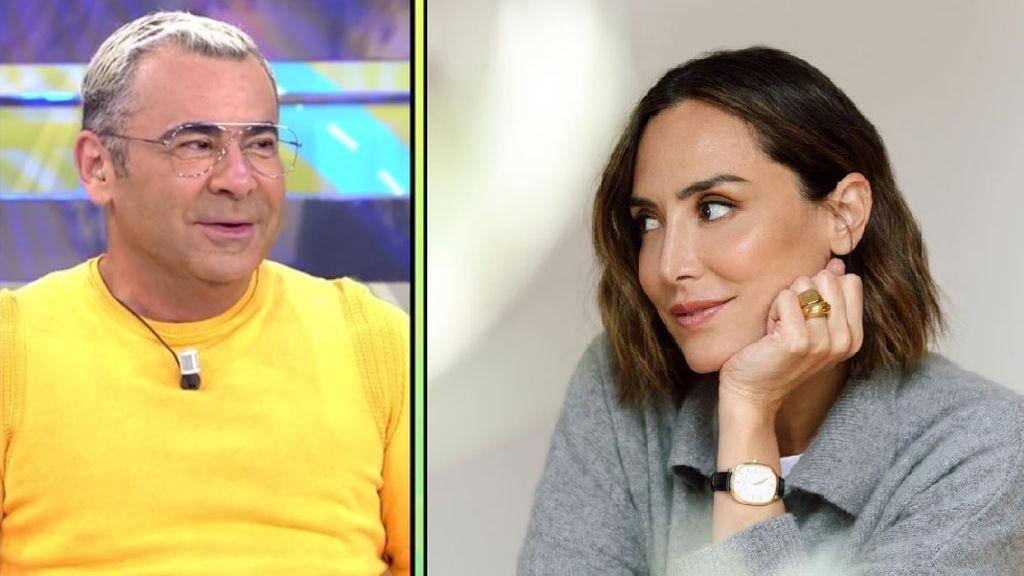 """El consejo de Jorge Javier a Tamara Falcó sobre Iñigo Onieva: """"Por mi experiencia con los hombres, déjalo"""""""