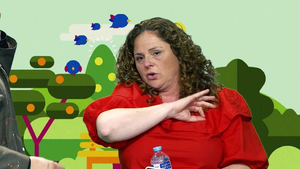 La madre de Sandra Pica publicidad