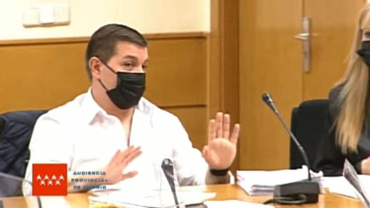 """El Rey del Cachopo al ser detenido: """"Sí, soy el que estáis buscando"""""""