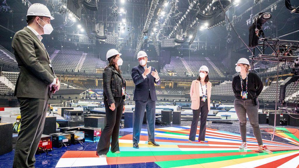 Eurovisión 2021 llega este año con polémica y fuertes medidas de protección contra el coronavirus