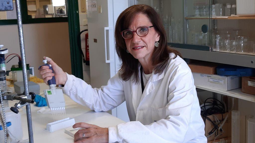 La catedrática de Tecnología de los Alimentos de la Facultad de Veterinaria de la Universidad de Zaragoza, María Dolores Pérez Cabrejas