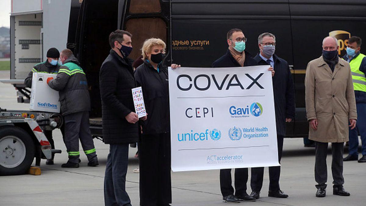 Covax solo entrega 67 millones de vacunas frente a los 170 millones de dosis prometidas