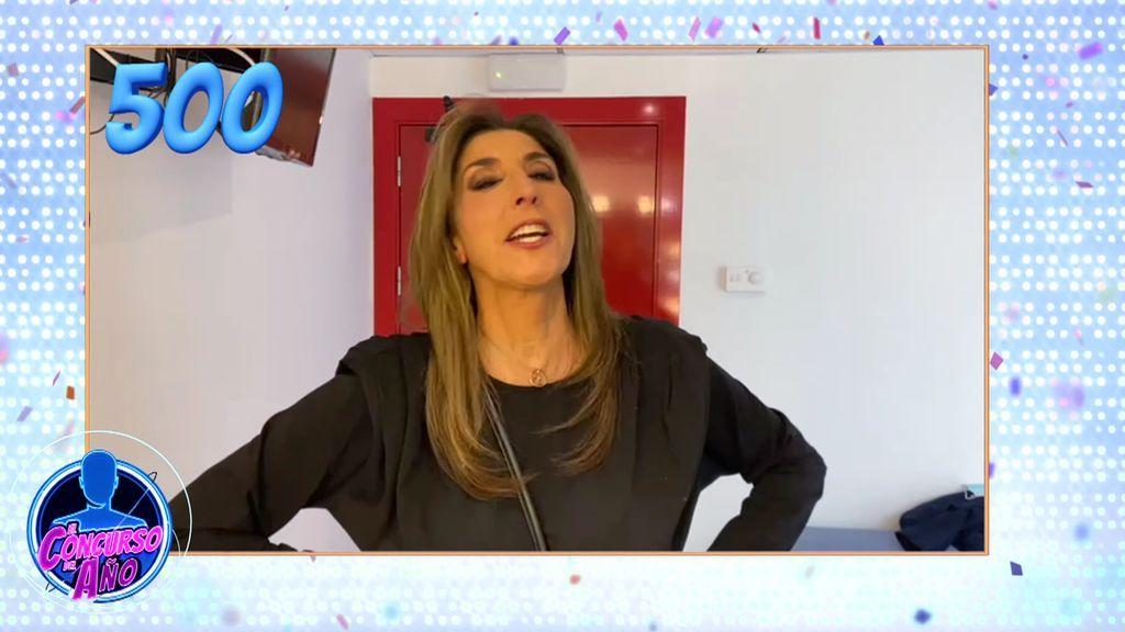Los rostros conocidos de Mediaset felicitan a Dani Martín por los 500 programas de 'El Concurso del Año'