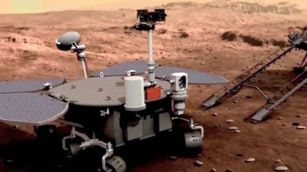 Cuáles son los objetivos de la misión espacial a Marte que ha realizado China