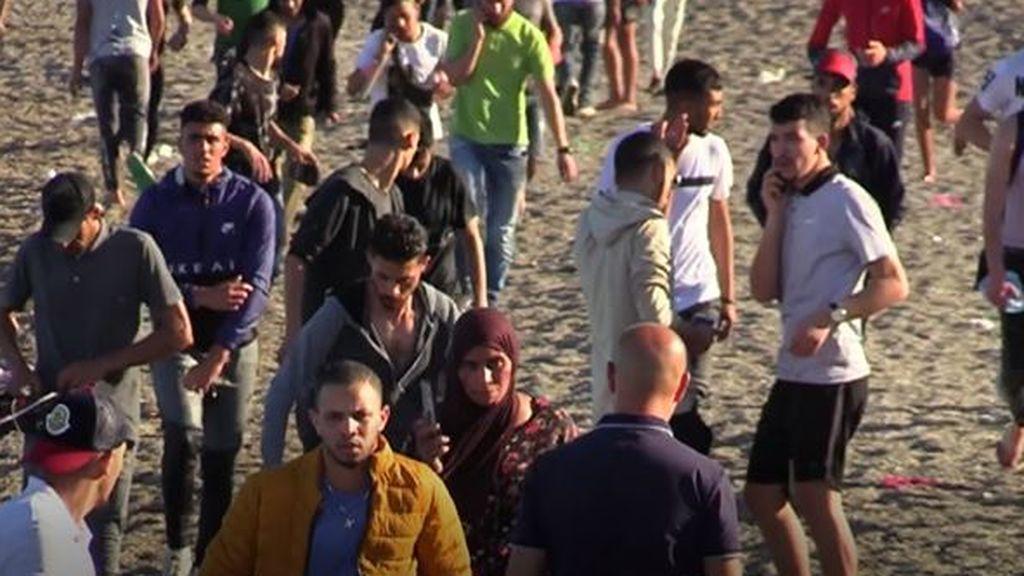 La inmigración es el problema recurrente que afrontan los gobiernos de España y Marruecos