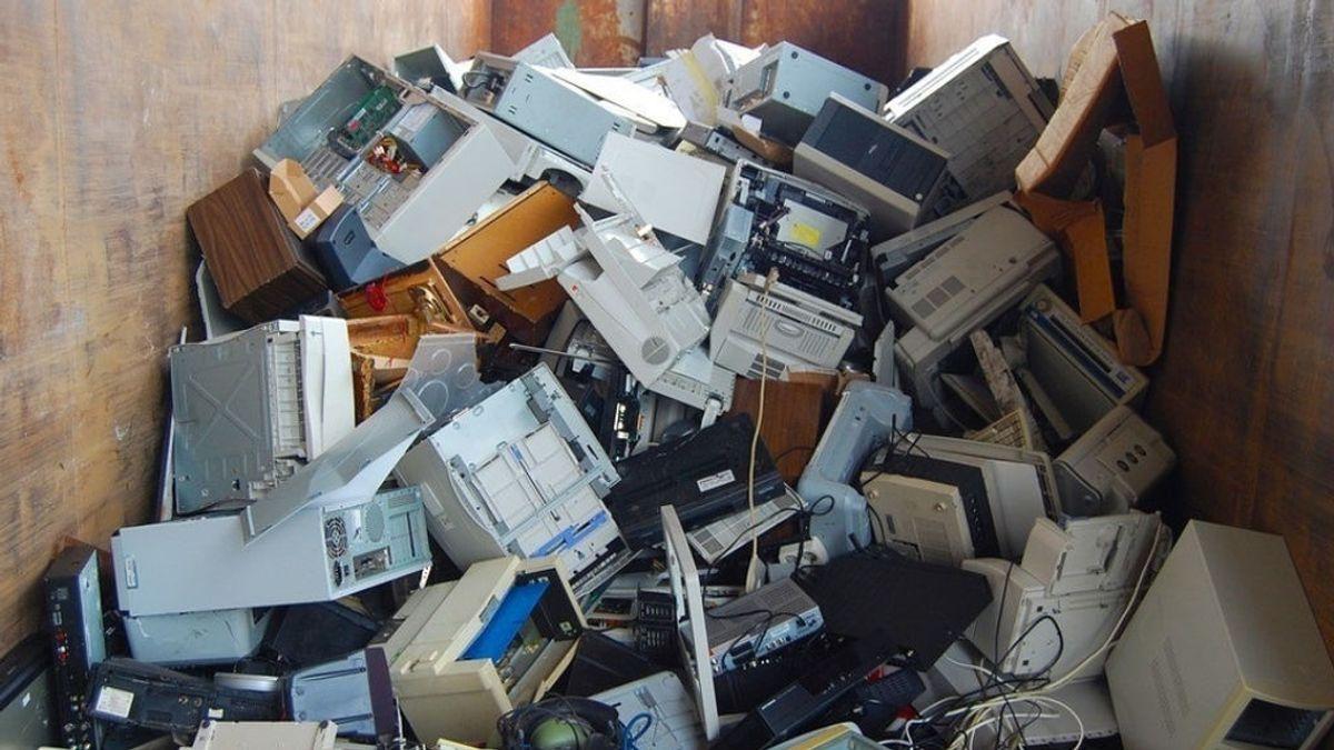 Cómo reducir la acumulación de basura electrónica