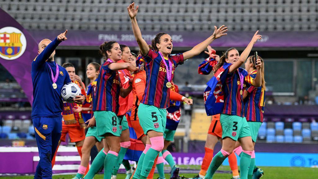 Los nombres propios en la victoria del FCB Femenino en la final de la UEFA Women's Champions League