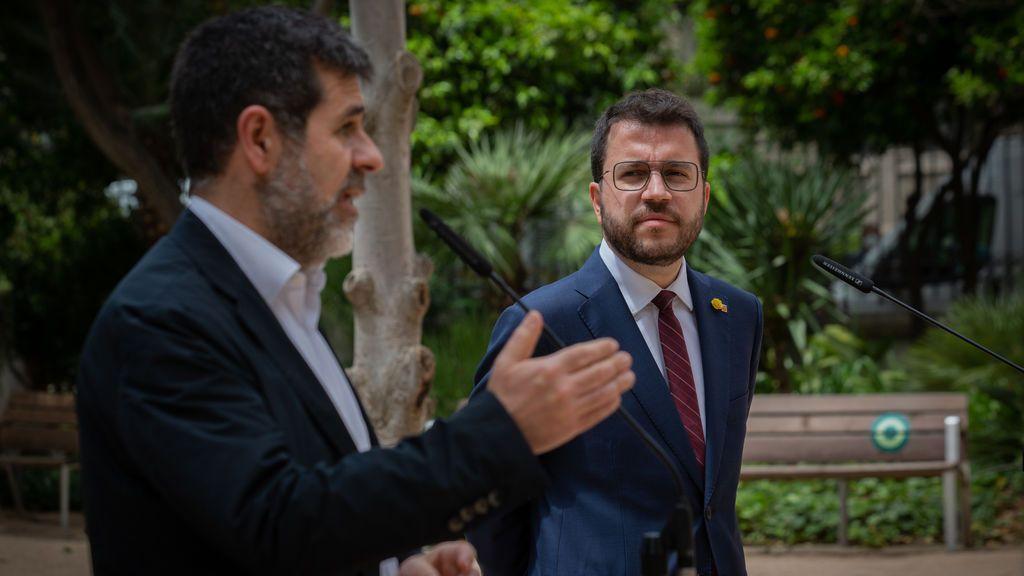 ERC cede conselleries importantes a cambio de que Junts rebaje las pretensiones del Consell per la República