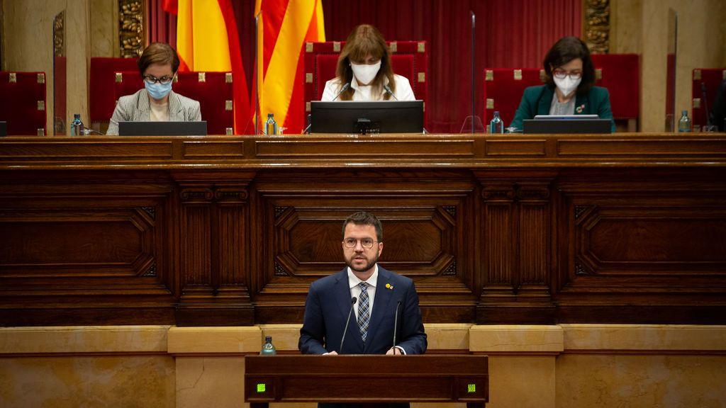 ERC y Junt cierran un principio de acuerdo para formar un Gobierno de coalición en Cataluña