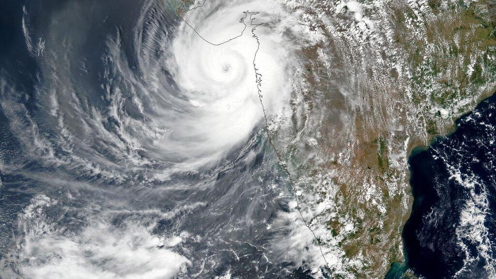 Locura de tiempo en mayo con ciclones, inundaciones, granizadas y calor en zonas inusuales