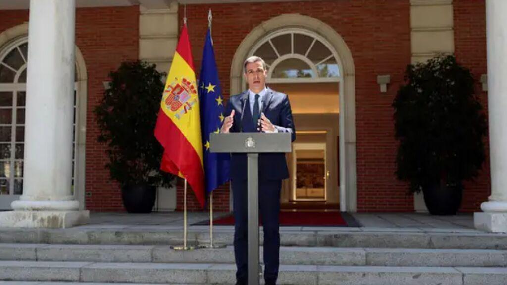 Pedro Sánchez viajará a Ceuta y Melilla y dice que será firme para proteger la frontera y a los ciudadanos