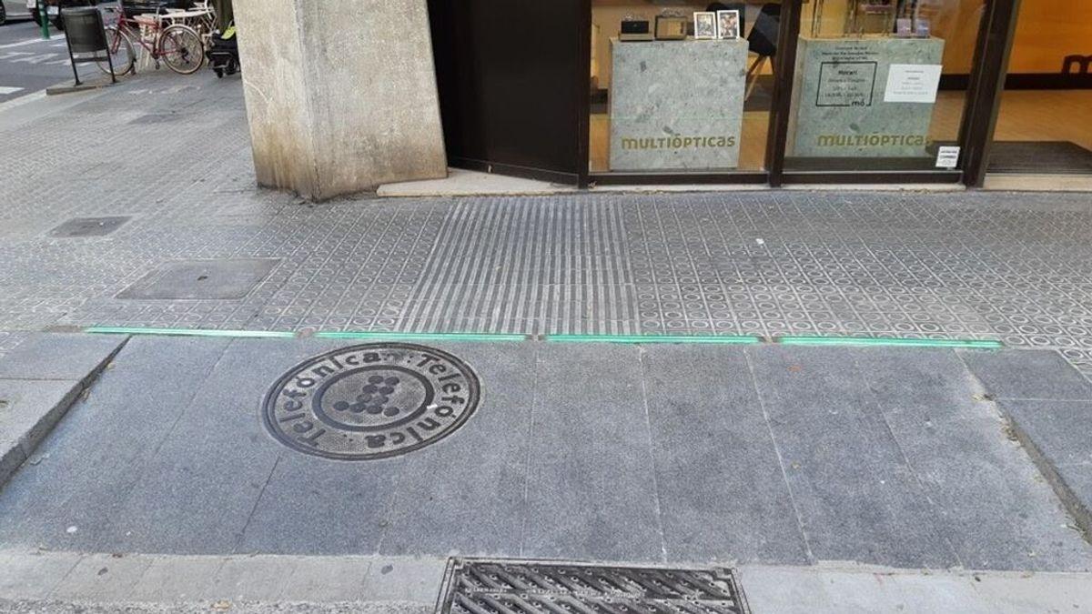Malestar en Barcelona por un carril bus que circula en sentido contrario y ha causado 73 acciedentes