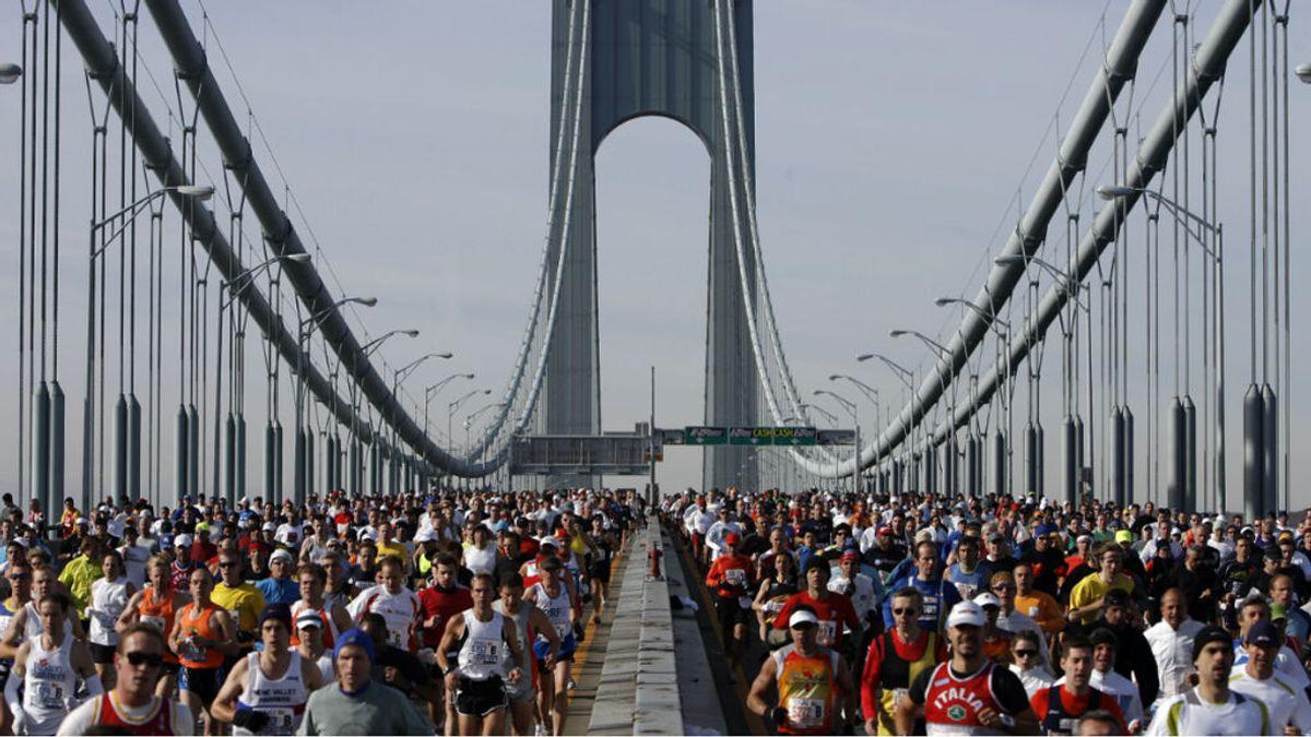 El maratón de Nueva York vuelve en noviembre con 33.000 corredores, un 60% de lo habitual
