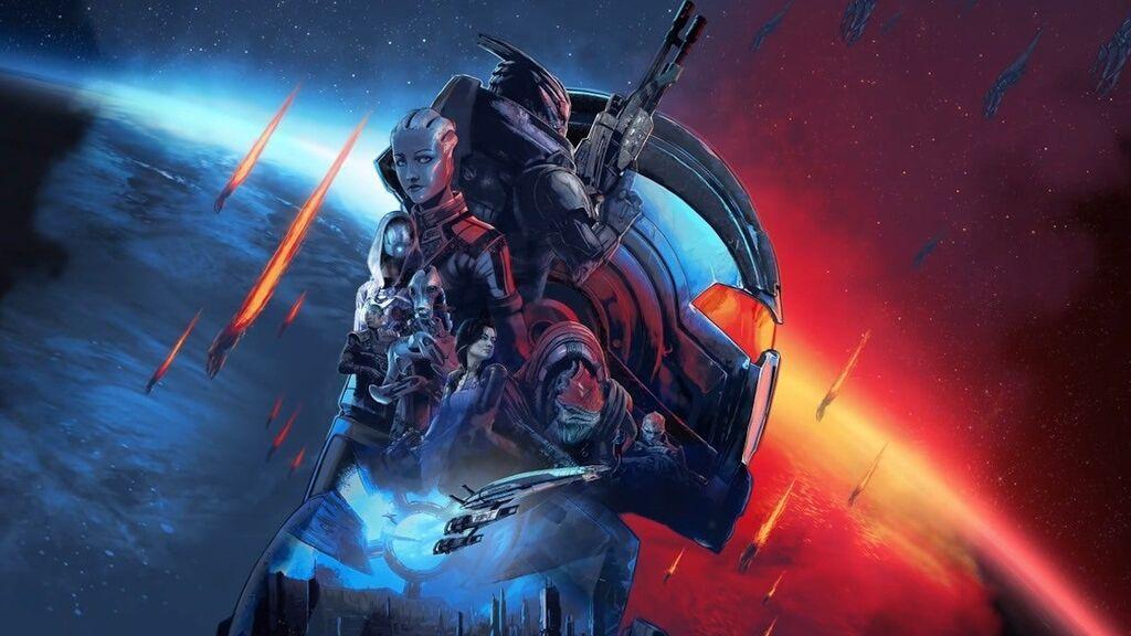 Mass Effect Legendary Edition: la epopeya espacial de Bioware vuelve renovada