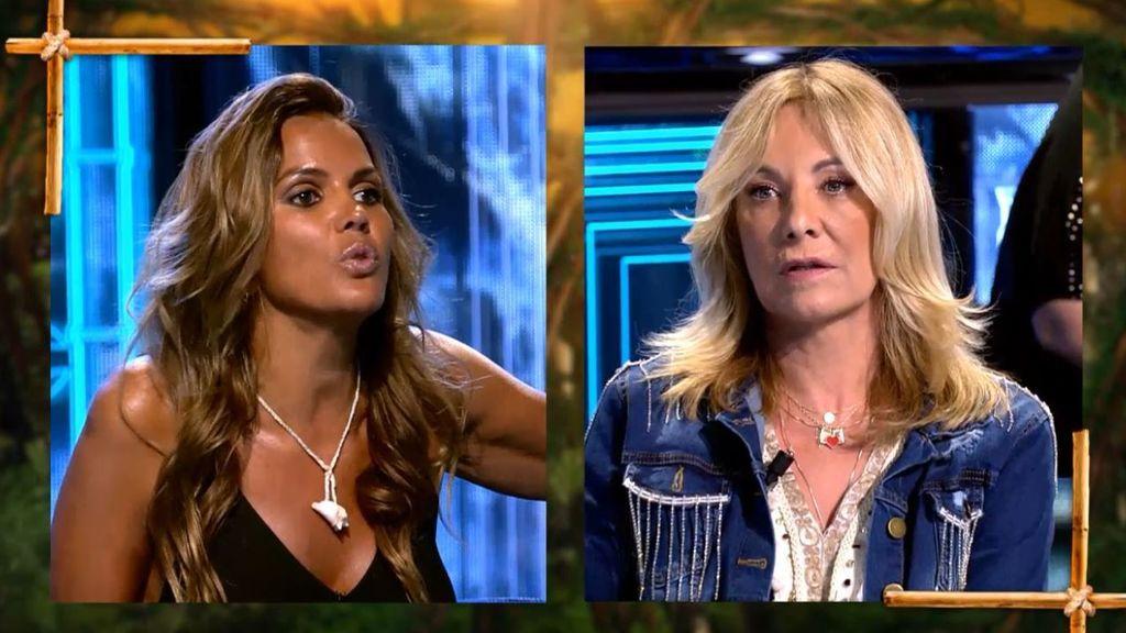 Marta y Belén Ro protagonizan una fuerte discusión tras las confesiones de Olga sobre R. Jurado y los Mohedano