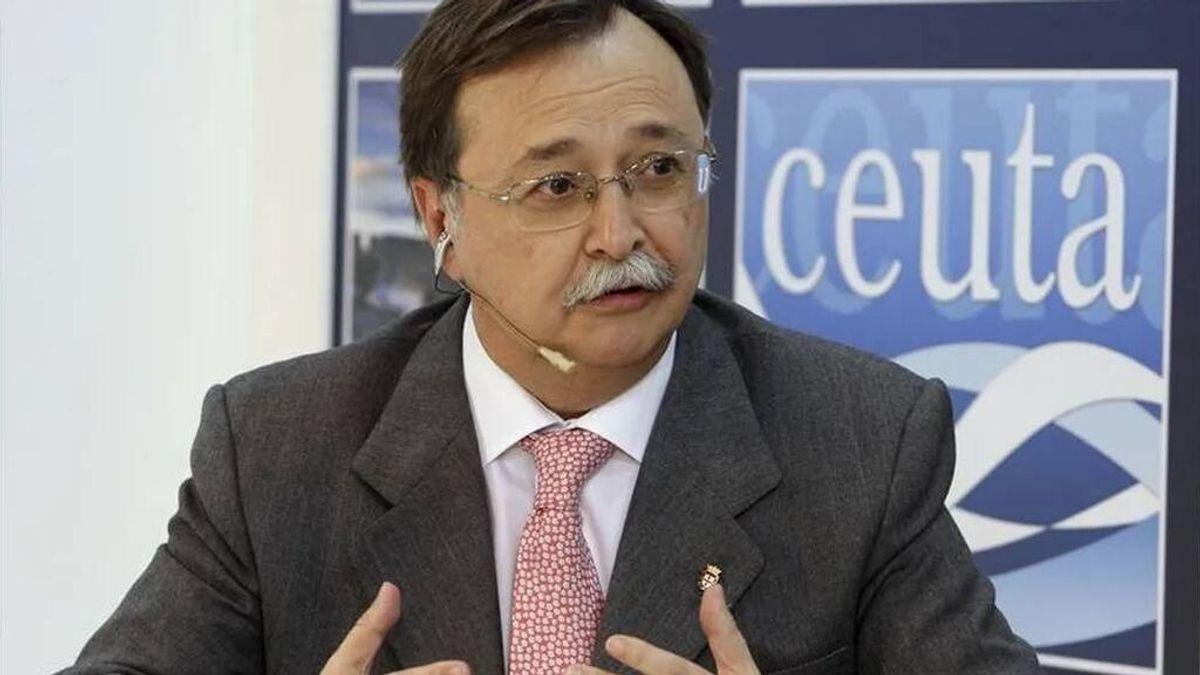 El presidente de Ceuta cifra en 180 los incidentes esta noche