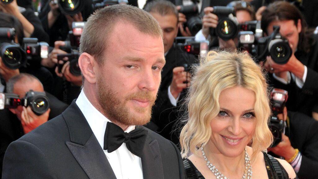 A Madonna le tocó pagar a su ex.