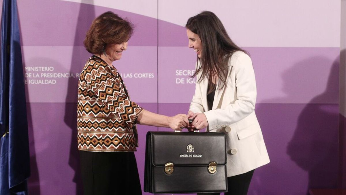 PSOE y Podemos escenifican su choque por la ley trans en el Congreso y votan diferente