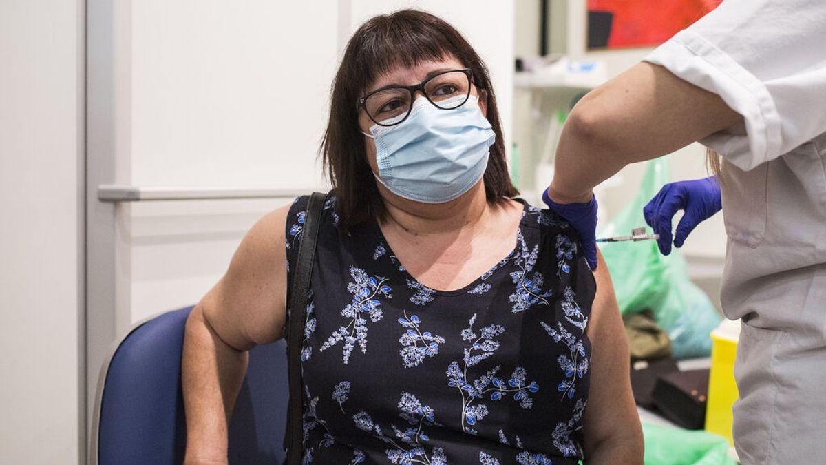 Madrid supera los tres millones de vacunas administradas
