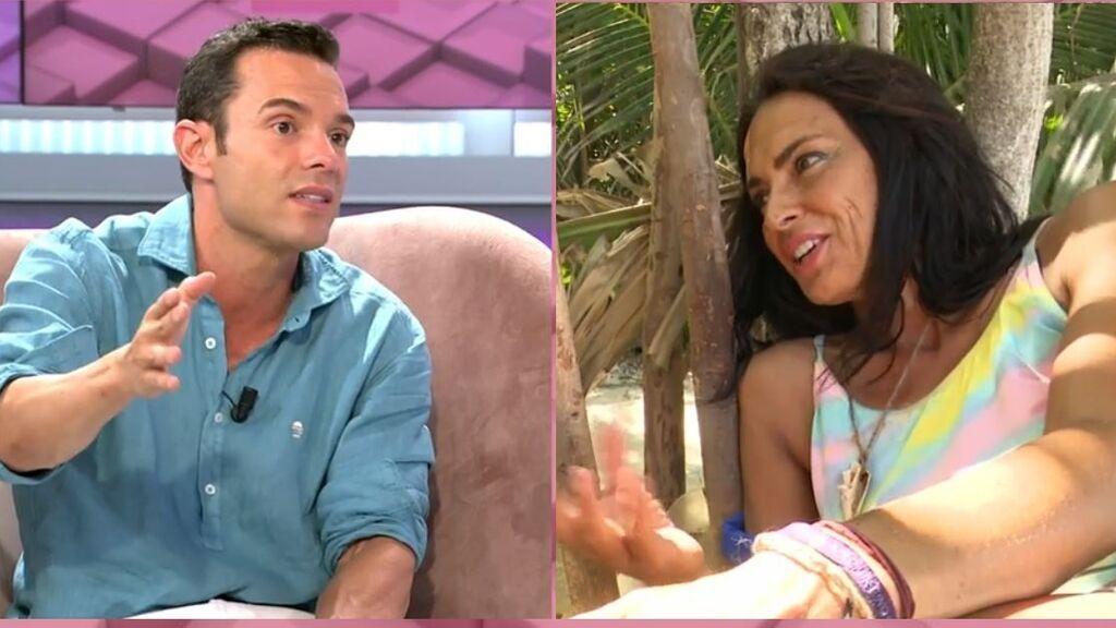 El motivo por el que Antonio Rossi no se cree que no hablen de Rocío Carrasco en casa de Antonio David