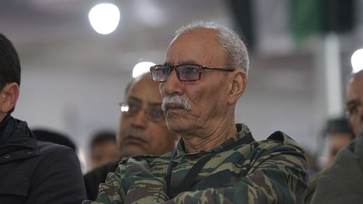 Quien es Brahim Gali, líder del Frente Polisario y origen de la última crisis entre España y Marruecos