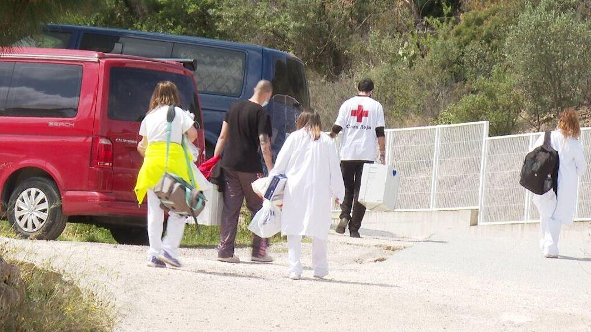 Un macrobotellón obliga a hacer un cribaje a los alumnos del Instituto de Llançà para frenar los contagios
