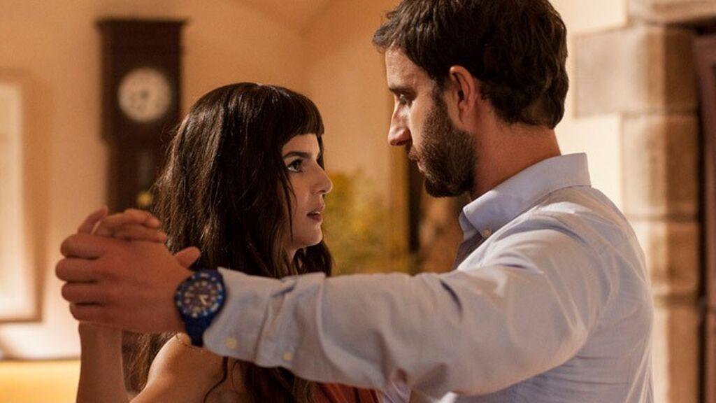"Clara Lago, sobre Dani Rovira: ""Le quiero, le admiro y le respeto"""