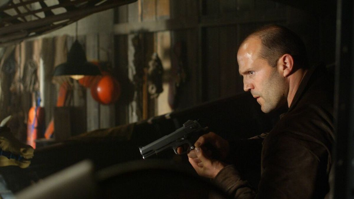 De vender joyas falsas en la calle a 'prota' de The Transporter: Jason Statham, el actor que casi fue atleta olímpico