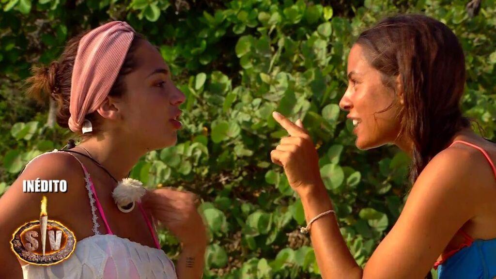 Melyssa Pinto le cuenta a Sandra Pica que Tom Brusse le pidió una segunda oportunidad