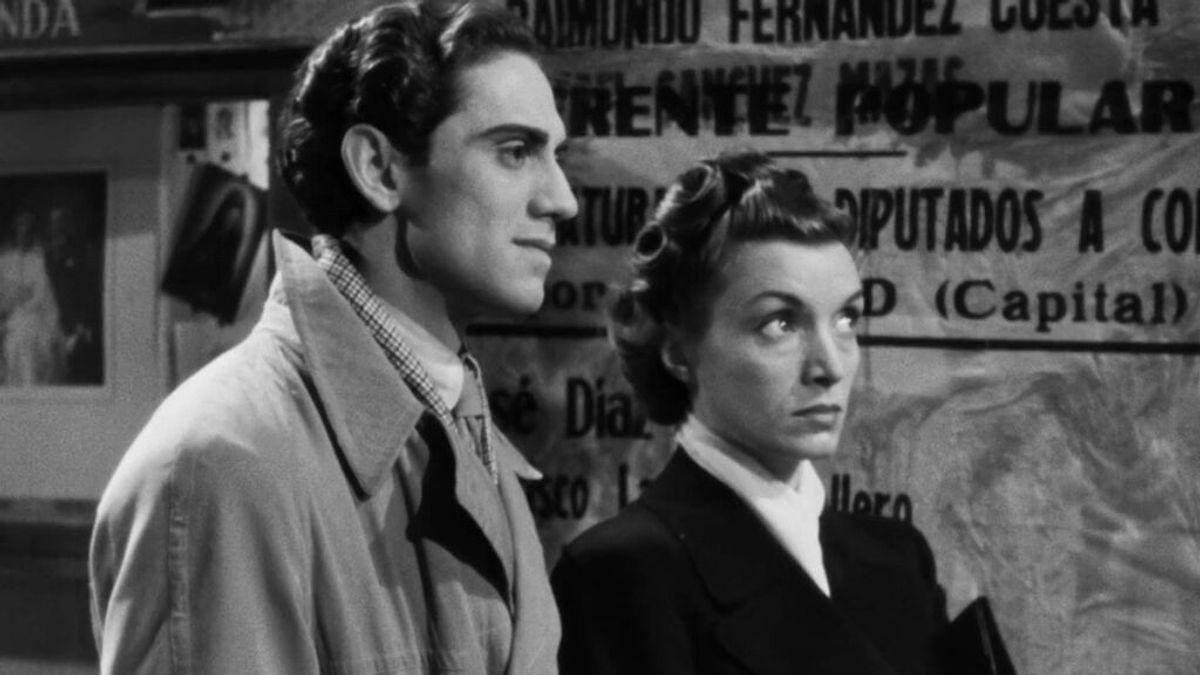 Restauran en HD 'Rojo y Negro', la película falangista que censuró Franco