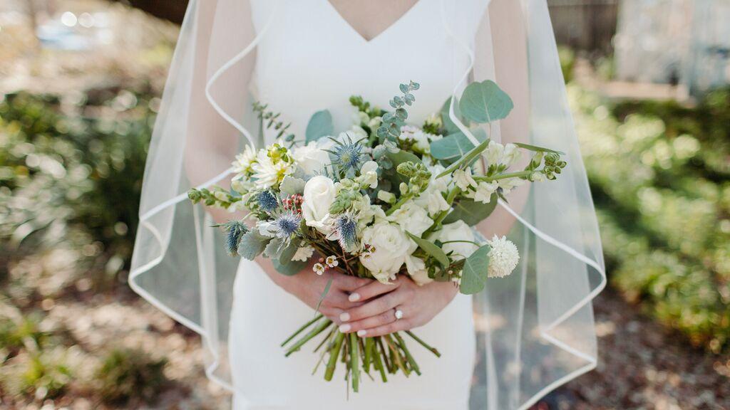 Tipos de tul para los vestidos de novia: desde el algodón a la seda estos son los que tienen que estar en tu radar