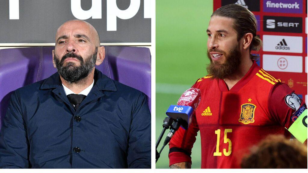 Monchi, reunido con el agente de Sergio Ramos en Sevilla: el capitán sigue sin renovar con el Real Madrid