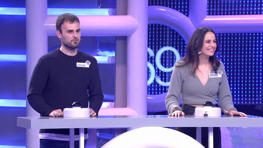 Adrián y Mimi El concurso del año Temporada3 Programa 494