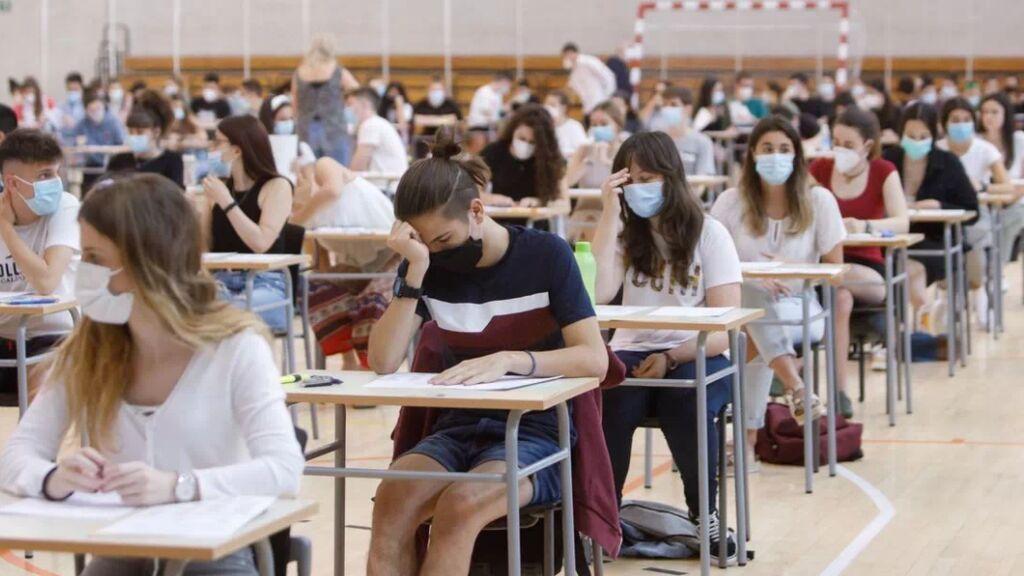 Selectividad 2021: Notas de corte para acceder a la universidad tras la EBAU
