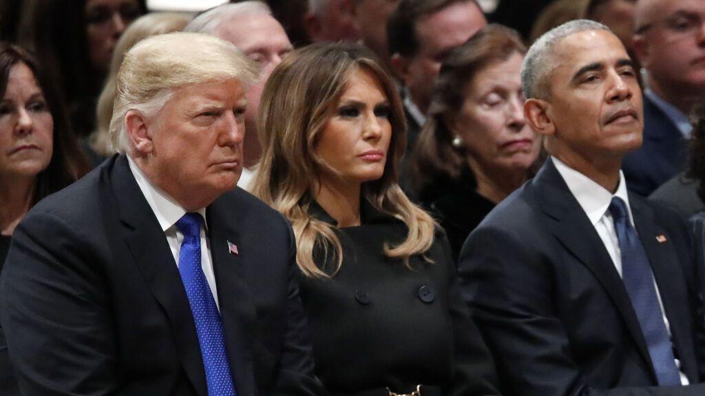 """Obama, en privado, sobre Trump: """"Loco, racista, cerdo sexista, jodido lunático y corrupto hijo de puta"""""""