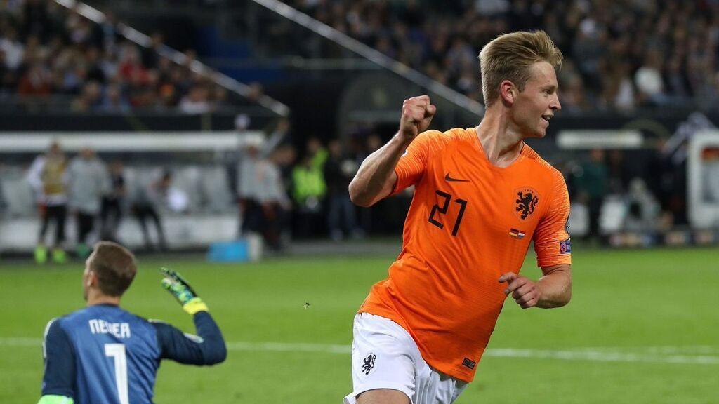Selección de Holanda: jugadores, palmarés y resultados