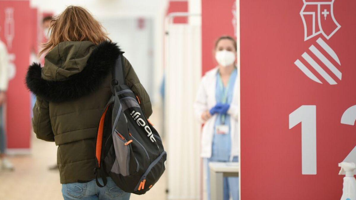 Continúan descendiendo los hospitalizados por covid en España