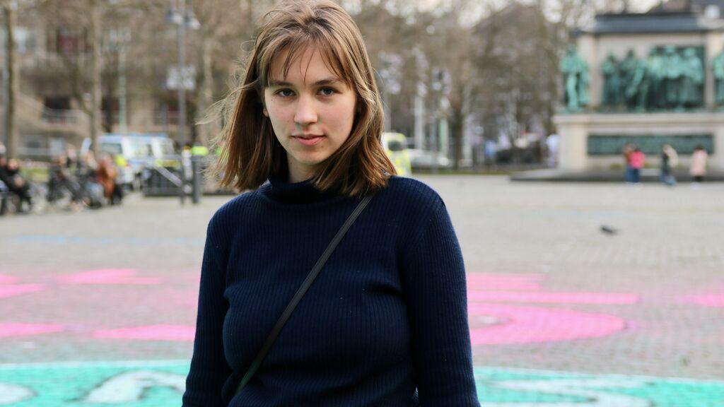 """Pauline Brünger, portavoz de Fridays For Future en Alemania: """"La crisis climática no se soluciona con vacunas"""""""