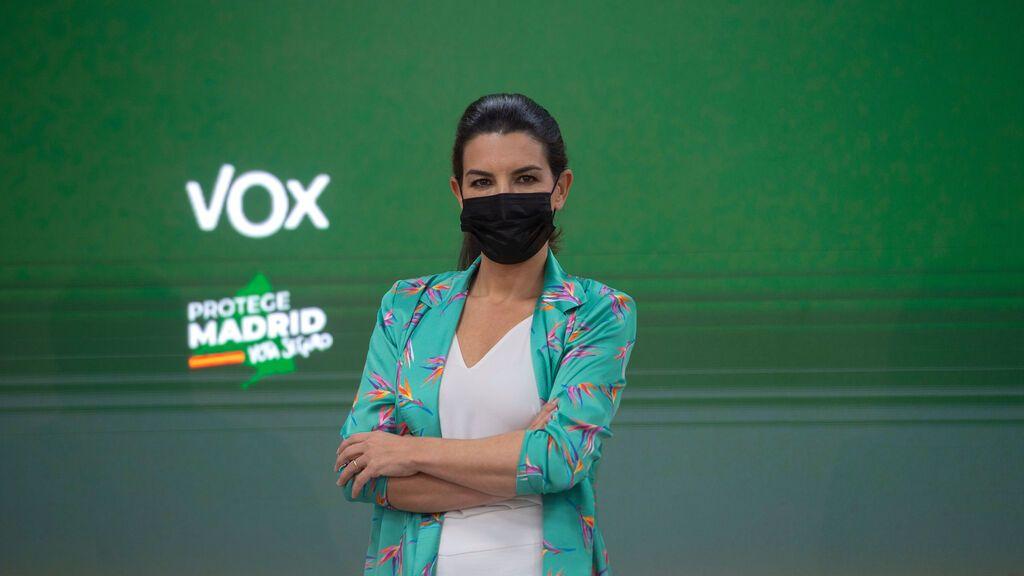 El TSJ de Madrid se prepara para investigar a Rocío Monasterio tras la denuncia de la Fiscalía