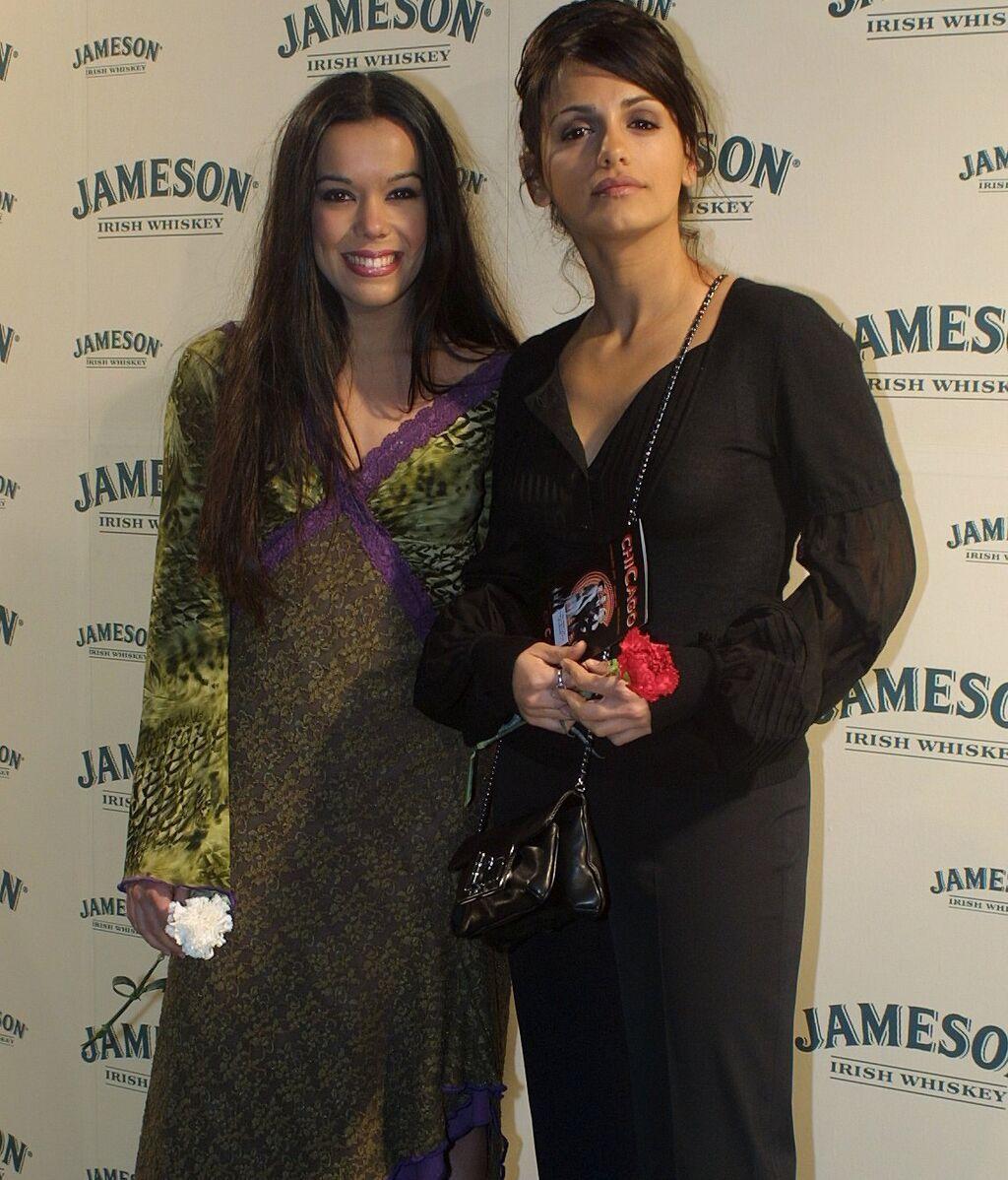 Beatriz Luengo y Mónica Cruz fueron compañeras en 'Un paso adelante'