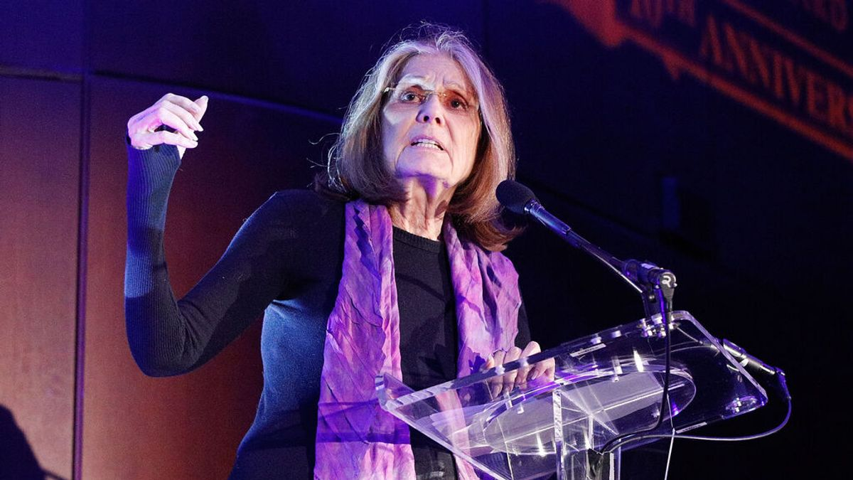La feminista Gloria Steinem premio Princesa de Asturias de de Comunicación y Humanidades 2021