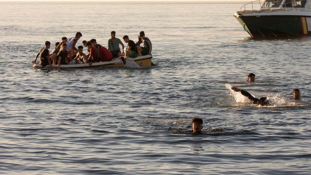 Devoluciones en caliente: el polémico método que ha servido para sacar 5.600 inmigrantes de Ceuta